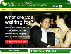 dating websites to meet millionaires